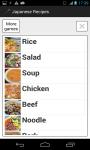 Best Japanese Recipes screenshot 1/3