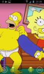Simpsons Harlem Shake screenshot 2/3