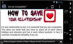 How To Save Your Relationship screenshot 2/3