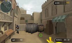 Sniper Battle IV screenshot 1/4