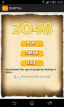 2048 Trix screenshot 1/6