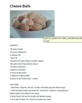 Snacks and Pudding Recipes screenshot 1/3
