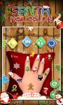 Santa Nail Salon - Kids Game screenshot 2/6