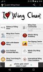 Learn Wing Chun screenshot 1/3