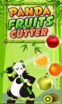 PANDA FRUITS CUTTER screenshot 1/1