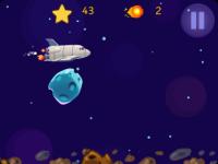Shuttle Fly And Crash screenshot 1/4