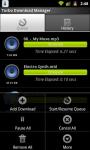 Downloader Manager Mobile Internet screenshot 1/6