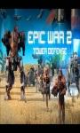sports Epic War TD 2_free screenshot 2/2