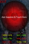 Red Eye Magic 8 Ball screenshot 1/2