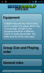 Free Minigolf Scoreboard screenshot 4/6