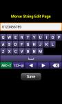 Morse Audio - Morse Code Learning screenshot 3/4