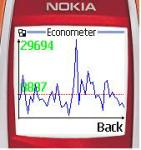 econometer screenshot 1/1