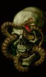 The Skull Snake LWP screenshot 1/3