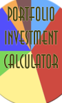 Portfolio Investment Calculator screenshot 1/3