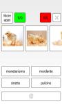 Learn Portuguese word screenshot 1/3
