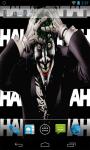 Joker LWP screenshot 1/2