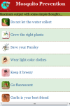 Mosquitoes Prevention V1 screenshot 2/3
