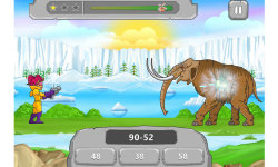 Maths vs Dinosaurs – Cool Educational Math Games screenshot 3/5