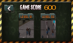 Zombies City Sniper screenshot 2/6
