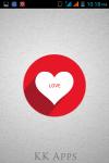 Love Calculator App  screenshot 1/4