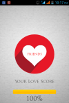 Love Calculator App  screenshot 3/4