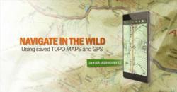 BackCountry Navigator TOPO GPS smart screenshot 1/6