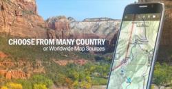 BackCountry Navigator TOPO GPS smart screenshot 3/6