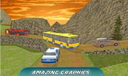 Uphill Off Road Coach Driver screenshot 3/5