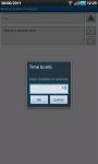 B-Secure SMS screenshot 2/3