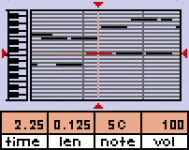 Midedit screenshot 1/1