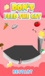 Dont Feed The Cat Free screenshot 1/4
