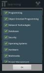 IT learning screenshot 2/6
