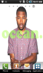 Frank Ocean LWP screenshot 3/3