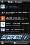 iRadio: Ambient screenshot 1/1