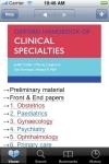 Oxford Handbook of Clinical Specialties, Eighth Edition screenshot 1/1