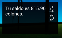 Mi Saldo screenshot 2/4