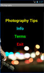 Photography Techniques screenshot 2/3