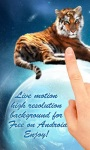 Galaxy Tiger Magic Effects LWP free screenshot 1/4