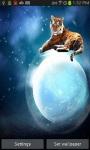 Galaxy Tiger Magic Effects LWP free screenshot 3/4