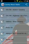 Top Country Music Radio screenshot 1/5