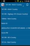 Top Country Music Radio screenshot 3/5