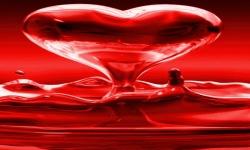 Red Heart Live Wallpaper screenshot 2/3