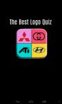 The Best Logo Quiz screenshot 1/6