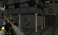 Brave Shooter II screenshot 2/4