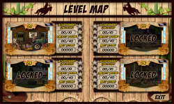 Free Hidden Object Games - Old West screenshot 2/4