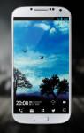 Blue Sky Live Wallpaper - PRO screenshot 1/3