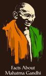 Facts About Mahatma Gandhi 240x400 screenshot 1/1