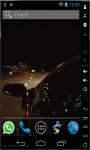 Driving In Night LWP screenshot 1/2