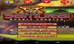 Bubble Shooter Samurai screenshot 2/6