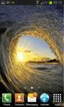 Evening Waves Live Wallpaper screenshot 2/3